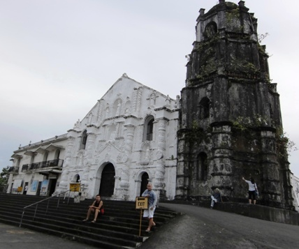 Old Church in Bicol