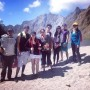 Guest at Mount Pinatubo Crater