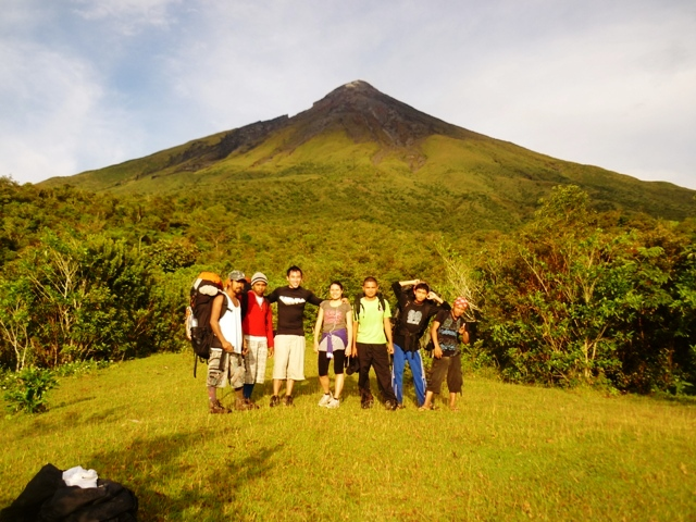 Camp 1, Mount Mayon - Copy