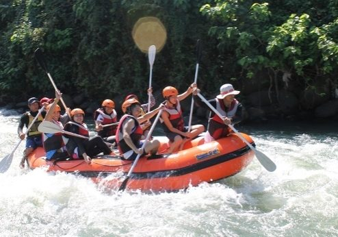 Magdalena Whitewater River Rafting Adventure