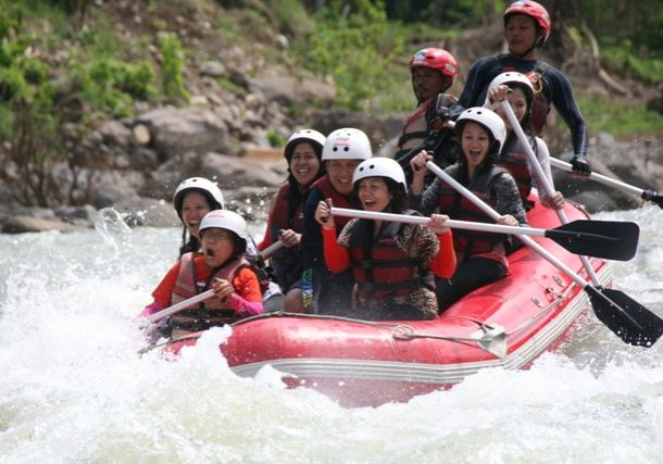 Whitewater Rafting, Cagayan de Oro